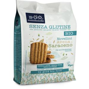 Sotto Le Stelle Novellini Avena e Grano Saraceno Bio Senza Glutine