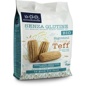 Sotto Le Stelle Rigottini Avena e Teff Bio Senza Glutine