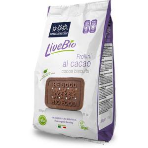 Sotto Le Stelle Livebio Frollini Cacao Bio