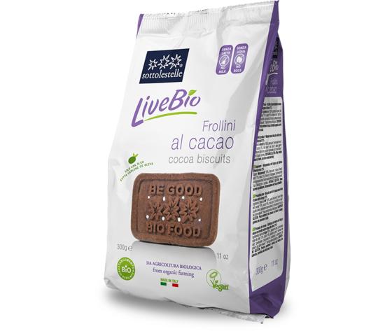 Frollini livebio al cacao 847 816