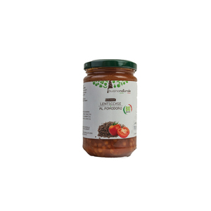 Buononaturale Lenticchie al Pomodoro Bio