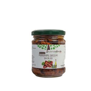 Buononaturale Pomodori secchi sott'Olio Bio