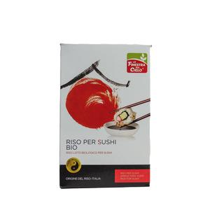 Finestra sul Cielo Riso Loto per Sushi Bio
