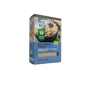 Rice&Rice Riso Basmati integrale Bio 500gr