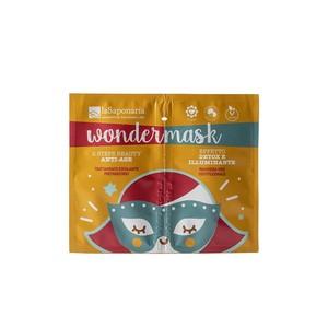 La Saponaria Wondermask Anti-age + Detox Bio Vegan CF 2 PZ