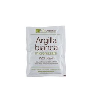La Saponaria Argilla Bianca Bio 100gr