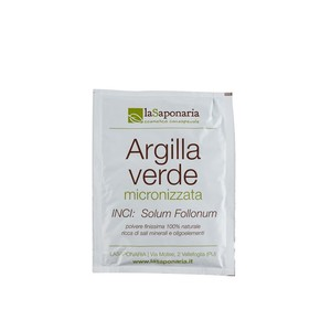 La Saponaria Argilla Verde Bio 100gr