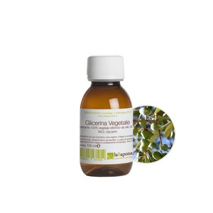 La Saponaria Glicerina Vegetale 100ml