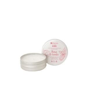 La Saponaria Crema Mani - Rosa e Karité