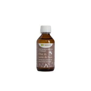 La Saponaria Olio di semi di Lino Bio