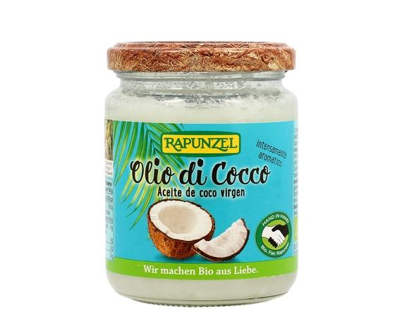 Kokosol nativ olio di cocco