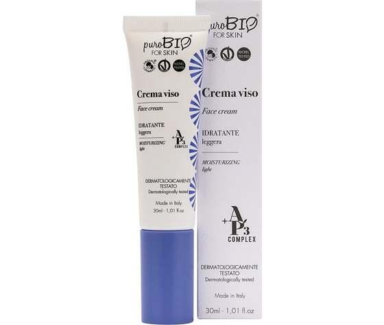 Purobio cosmetics forskin ap3 complex crema viso idratante leggera pelle normale 30 ml 1233861 it