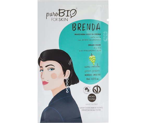Purobio cosmetics forskin brenda maschera viso in crema per pelle secca anniversary2019 03 uva 1170978 it