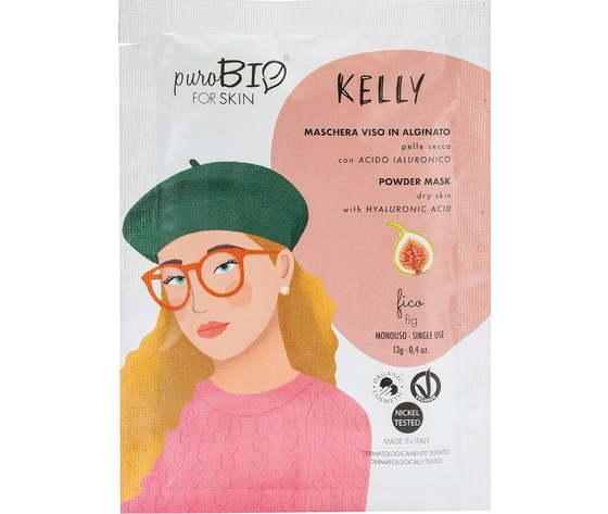 Purobio cosmetics forskin kelly maschera viso in alginato per pelle secca anniversary2019 08 fico 1170928 it