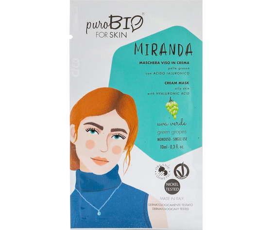 Purobio cosmetics forskin miranda maschera viso in crema per pelle grassa anniversary2019 06 uva verde 1170908 it