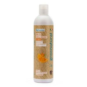 Greenatural Shampoo Dolce con Agrumi Bio 400ml