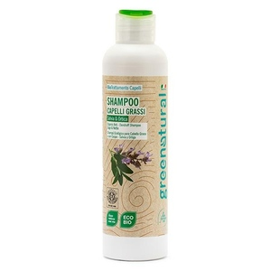 Greenatural Shampoo Anti-Forfora Salvia & Ortica Bio 250ml