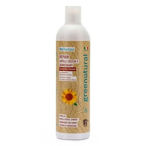 Greenatural Shampoo Repair Karite' & Girasole Bio 400ml