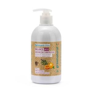 Greenatural Detergente Intimo Balance Ph 5.0 Bio 500ml