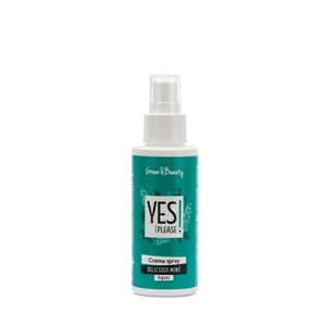 Green&Beauty Crema Spray Delicious Mint - Rinfrescante Bio