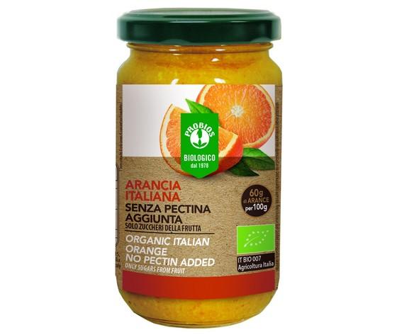 Composta di arancia italiana senza pectina aggiunta 220g