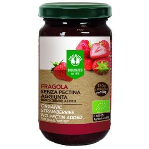 Probios Composta Fragola Bio 220gr S/Pectina