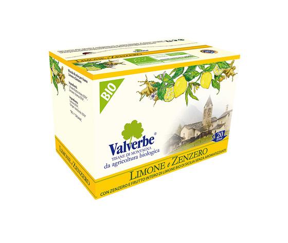 Mk valverbe limone e zenzero vvb1