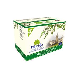 Valverbe Infuso Menta e Verbena Bio 20 filtri