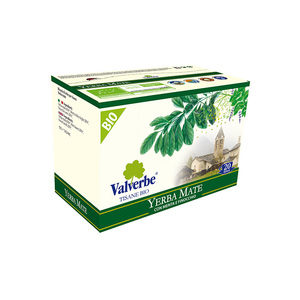 Valverbe Tisana Yerba Mate Bio 20 filtri