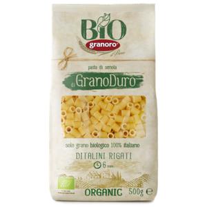 Granoro Ditalini Rigati 500g