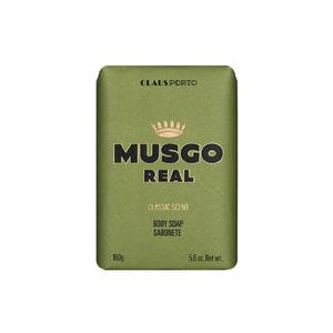 Sapone di Musgo Real è un sapone disponibile nelle fragranze Classic Scent | Orange Amber | Oak Moss | Spiced Citrus