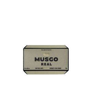Musgo Real Sapone Oak Moss Con Corda  gr.190