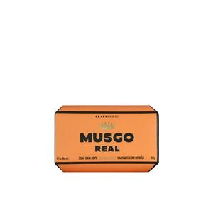 Musgo Real Sapone Orange Amber Con Corda gr.190