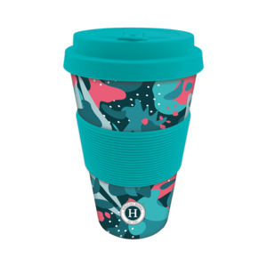 Bamboo Mug Blu