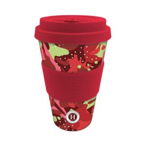 Bamboo Mug Rosso