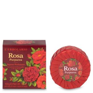 Sapone Profumato Rosa Purpurea