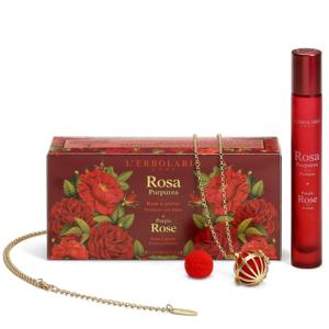 Set Rose à Porter Rosa Purpurea