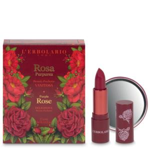 Beauty-Pochette Vanitosa Rosa Purpurea