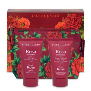 Beauty-Pochette Favolosa Rosa Purpurea