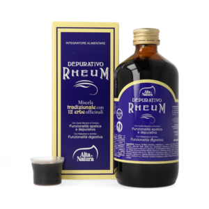 Depurativo Rheum