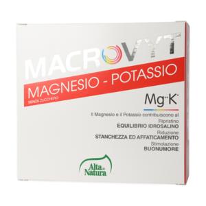 Macrovyt Magnesio E Potassio