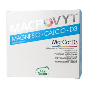 Macrovyt Magnesio Calcio E D3