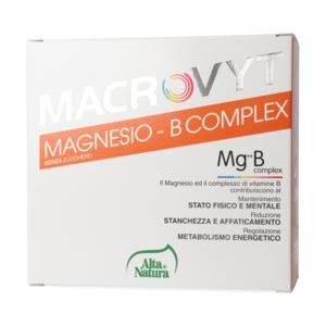 Macrovyt Magnesio - B Complex
