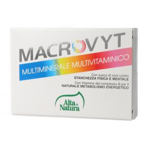 Macrovyt Multivitaminico Multiminerale