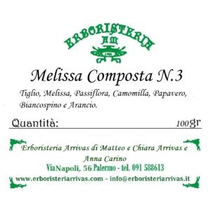 Melissa Composta N.3