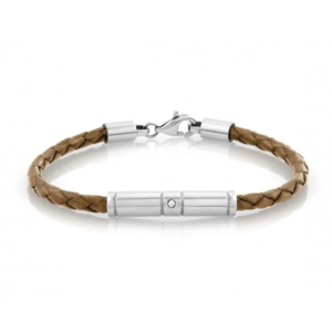 NOMINATION BRACCIALE TRIBE in pelle vintage 026420 014
