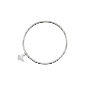 SALVINI MINIMAL POP Bracciale in oro bianco e diamante 20070060