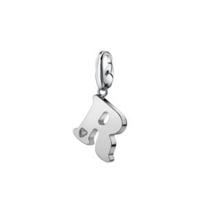 SALVINI CHARMS OF LOVE Ciondolo LETTERA R in argento con diamante 20077307
