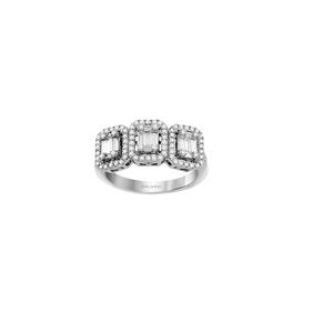 SALVINI MAGIA Anello con diamanti 0.65 colore GH 20085806