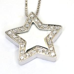 SALVINI STELLA Collana con diamanti 20030734